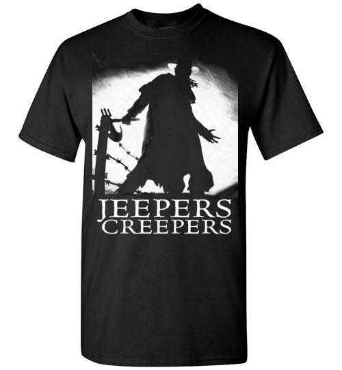 Jeepers Creepers, horror film,Francis Ford Coppola,the Creeper,v2,Gildan Short-Sleeve T-Shirt
