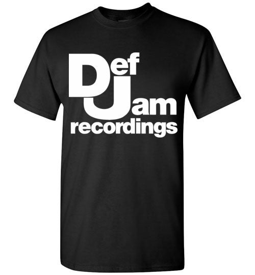 Def Jam Recordings Classic Hip Hop , Gildan Short-Sleeve T-Shirt