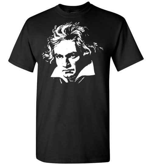 LUDWIG VAN BEETHOVEN Portrait Composer Classical Music Romantic ,v3,T Shirt