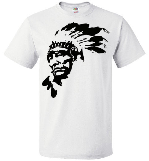 Native American Indian Chief , FOL Classic Unisex T-Shirt