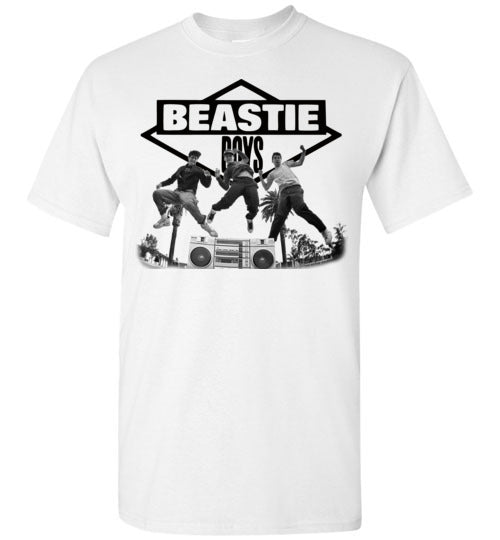 Beastie Boys mca mike d ad-rock shirt Tee T-shirt, Youth,Kids,v4,Gildan Short-Sleeve T-Shirt