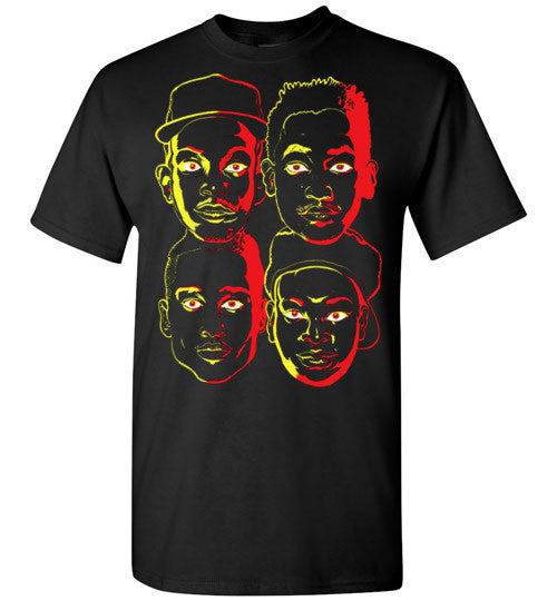 ATCQ A Tribe called Quest Classic Hip Hop New York City Low End Theory Phife Dawg Q-tip , v3, Gildan Short-Sleeve T-Shirt