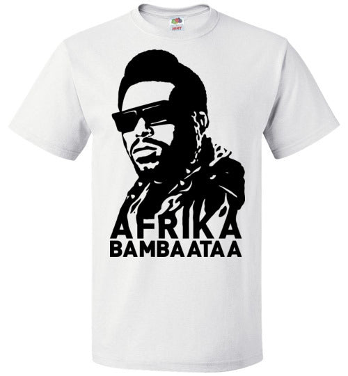 Afrika Bambaataa ,South Bronx, New York, Electro Funk,Universal Zulu Nation,Old School Hip Hop,Planet Rock,v2, FOL Classic Unisex T-Shirt