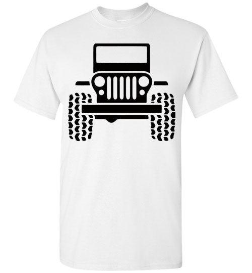 Jeep , Gildan Short-Sleeve T-Shirt