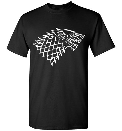 House Stark , Game Of Thrones , Gildan Short-Sleeve T-Shirt