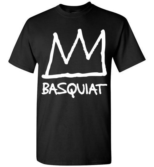 Jean Michel Basquiat 8 ,  Gildan Short-Sleeve T-Shirt