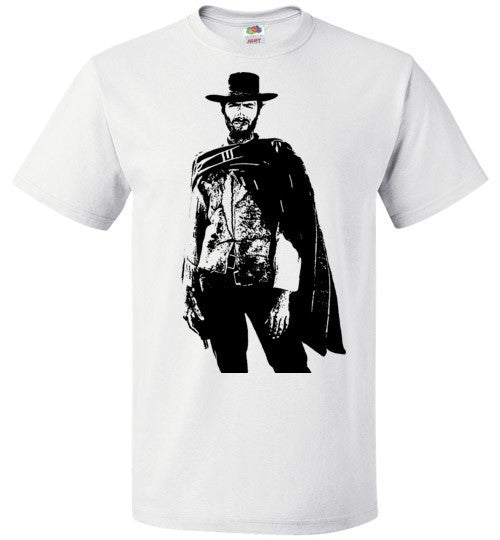 Clint Eastwood - The Man with No Name , v1 , FOL Classic Unisex T-Shirt