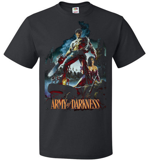 Evil Dead Army Of Darkness Horror Zombies v7, FOL Classic Unisex T-Shirt