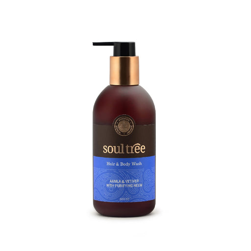 SoulTree Aamla Vetiver Body Wash