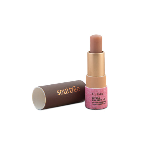 SoulTree Lotus Kokum Butter Lip Balm