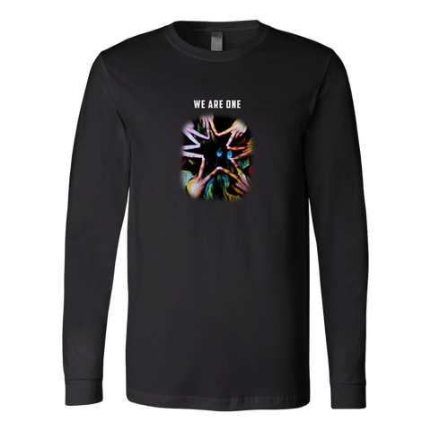 """We Are One"" T-Shirt  Long sleeve and Racerback"