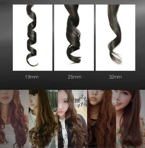 Ceramic Wave-Setting Curling Wand - Snazzycollection.com