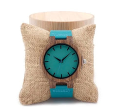 Unique Bamboo Wooden Quartz Watch