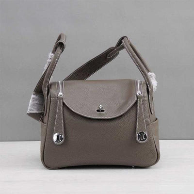 Genuine Leather Hobo Shoulder Bag - Snazzycollection.com