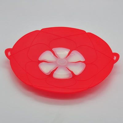 Silicone Spill Stopper Pot Cover