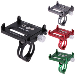Bicycle Phone/GPS Holder Mount 4 Colors