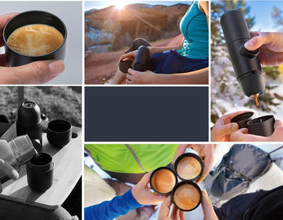 Portable Mini Espresso /Coffee Machine