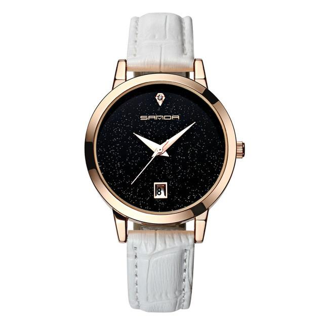 Woman's Luxury Quartz Watch - Snazzycollection.com