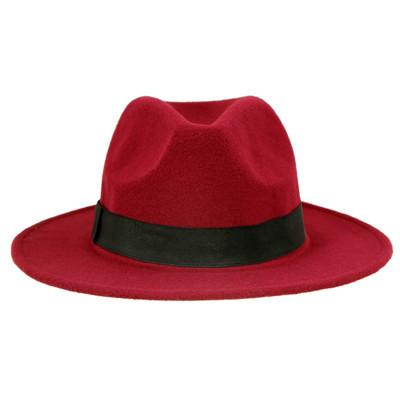 Unisex Wide Brim Fedora - Snazzycollection.com