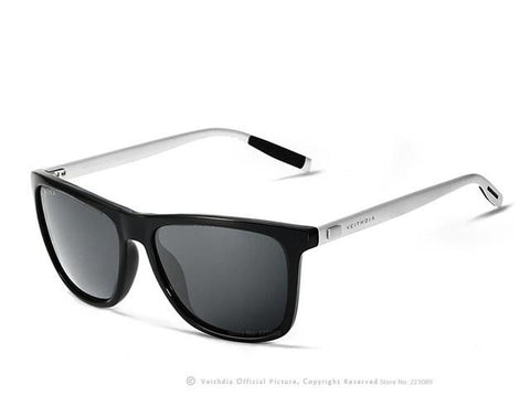 Unisex Retro Aluminum Sunglasses - Snazzycollection.com