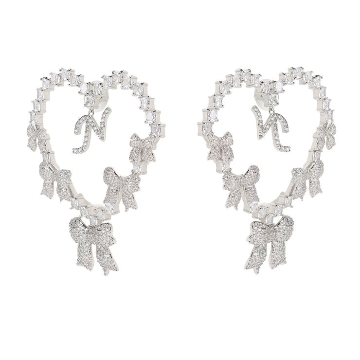 Limited Edition NJ Love Earrings - Nana Jacqueline