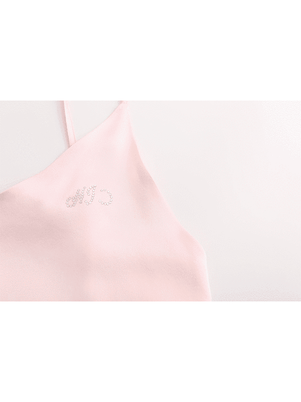 Sweet Pea Silk Slip Dress - Nana Jacqueline