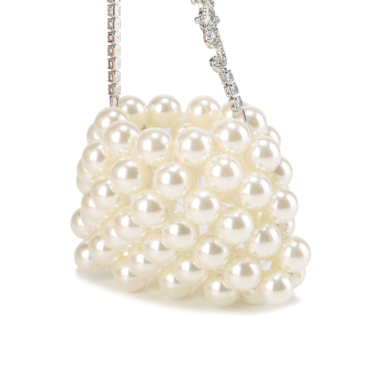 Limited Edition NJ Pearl Handbag - Nana Jacqueline
