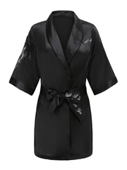 Slip into Love Silk Robe - Nana Jacqueline