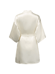 Evelyn Silk Robe - Nana Jacqueline