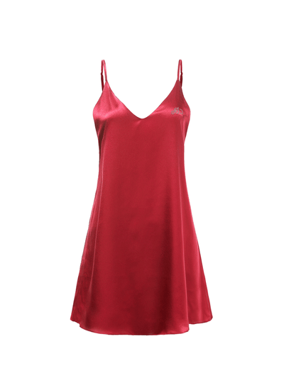 Melisandre Silk Slip Dress - Nana Jacqueline