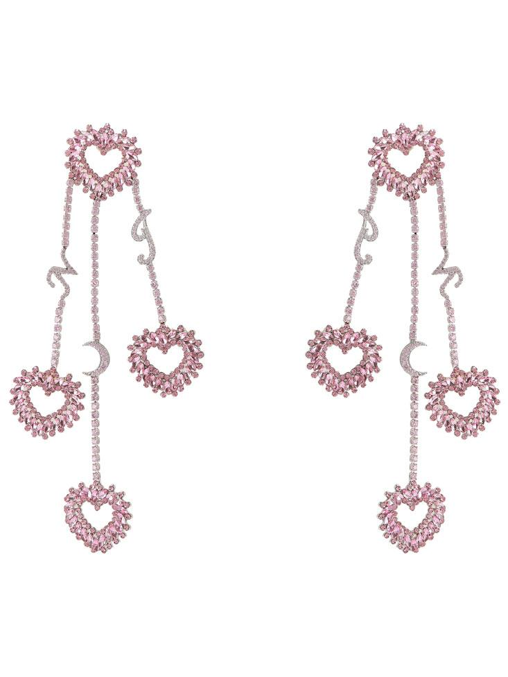 Nana Jacqueline Crystal Earrings - Nana Jacqueline