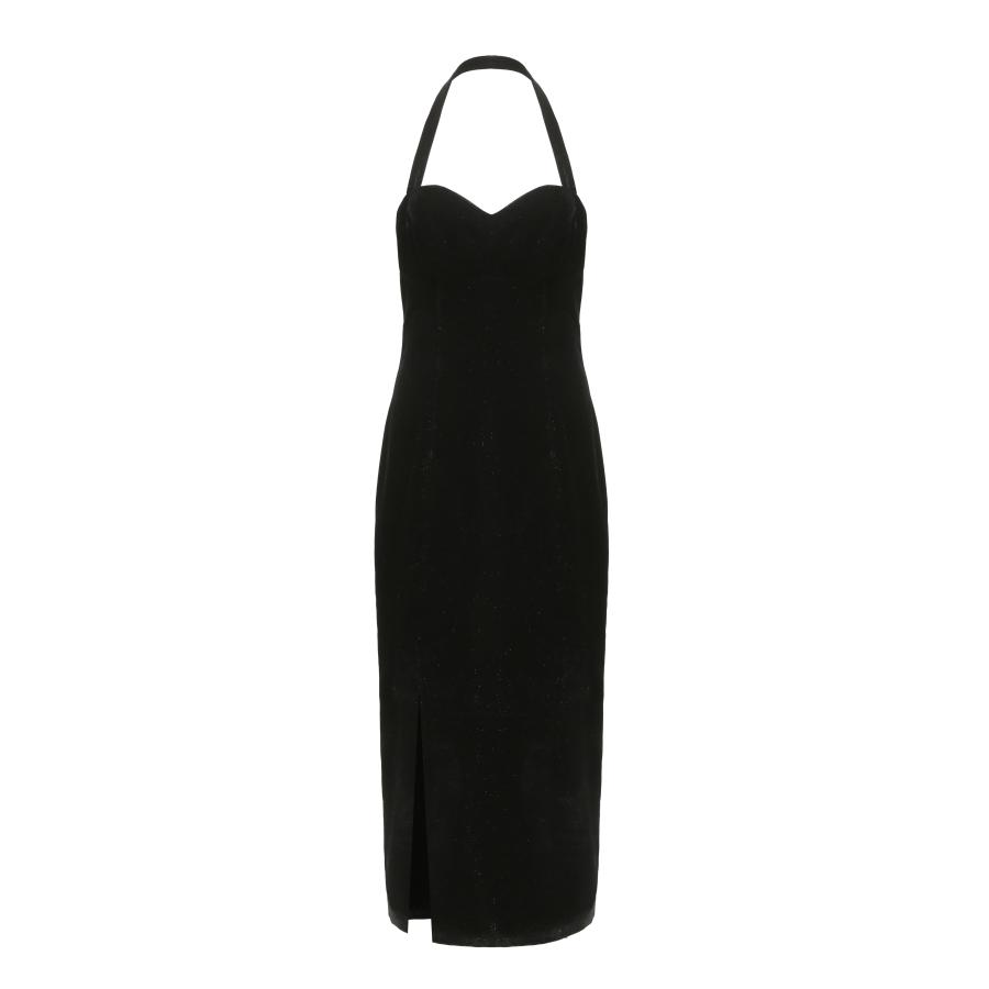 Black Leah Dress - Nana Jacqueline
