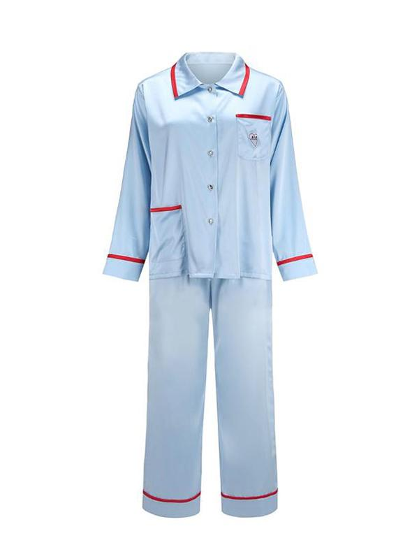 Mother's Day Special Edition Pajama Blue - Nana Jacqueline
