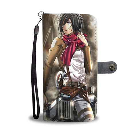 Attack On Titan Phone/Wallet Case