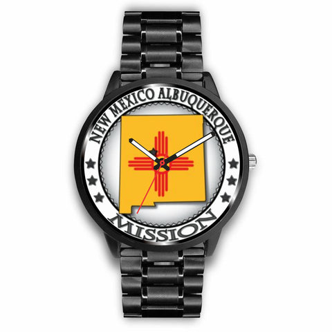 Misson watch colored