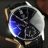 Classic Quartz Watch Men 2017 Fashion