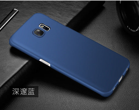 Hard Matte Case For Samsung Galaxy Phones