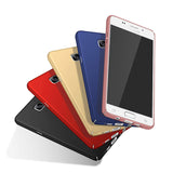 Hard Plastic Matte For Samsung Galaxy Phones