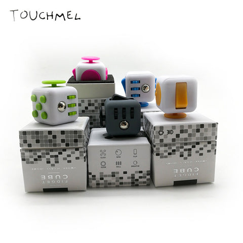 Relaxing Fidget Cube, Vent Toy, Anti Stress Reliever