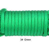 Strong 100FT Paracord Outdoor Campling Survival Rope