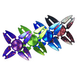 New Tri-Spinner Fidget Toys Metal Fidget Spinner (LIMITED SUPPLY)