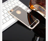 Awesome Mirror Case For A Variety Of Iphones
