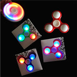 LED Light Fidget Spinner 5 Styles