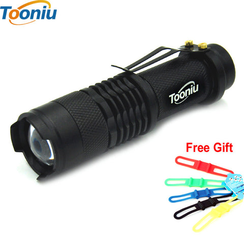High Quality 3800lm Waterproof Mini LED Flashlight