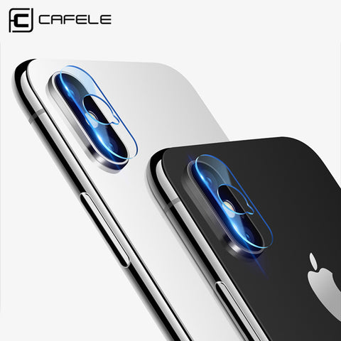 Camera lens Screen Protector for iphone X 10 HD Clear Camera Tempered Glass