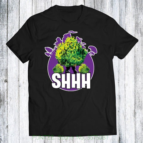 Fortnite Funny Bush Shirt