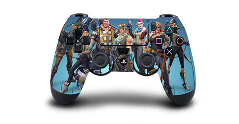 Fortnite PS4 Skin Sticker Decal PlayStation 4 Controller