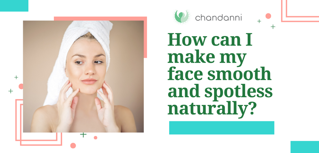 What can I use to clean my face naturally