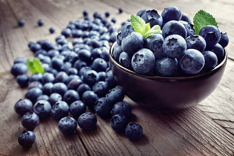 Superfood Blueberries