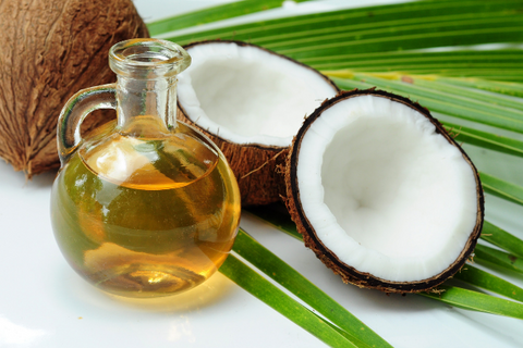 Natural face cleansers coconut oil